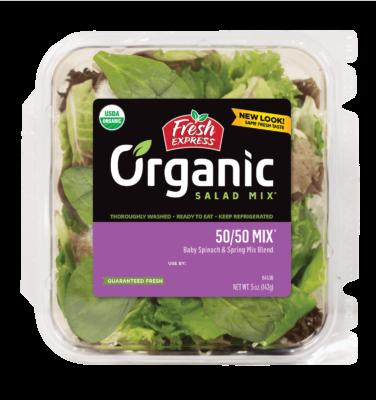 Organic 50/50 Mix