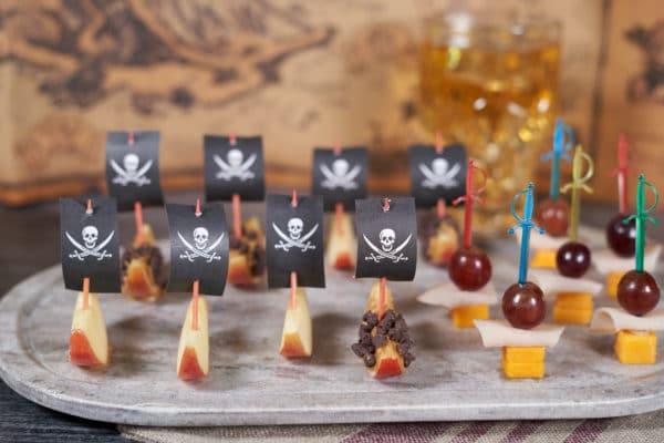 Captain Hook's Pirate Snacks