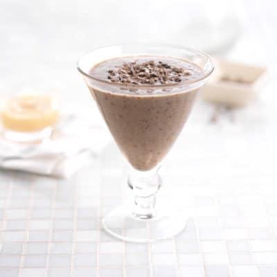 Chocolate Berry Smoothie