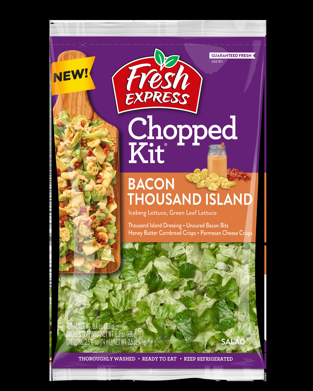 Fresh Express Chopped Kit