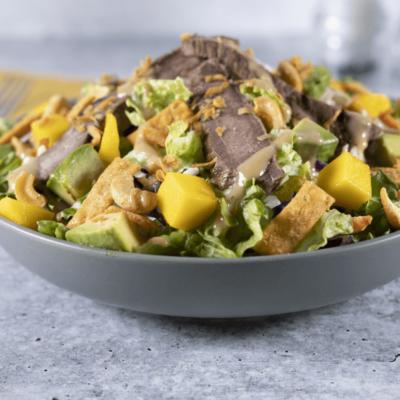 Grilled Thai Steak Salad