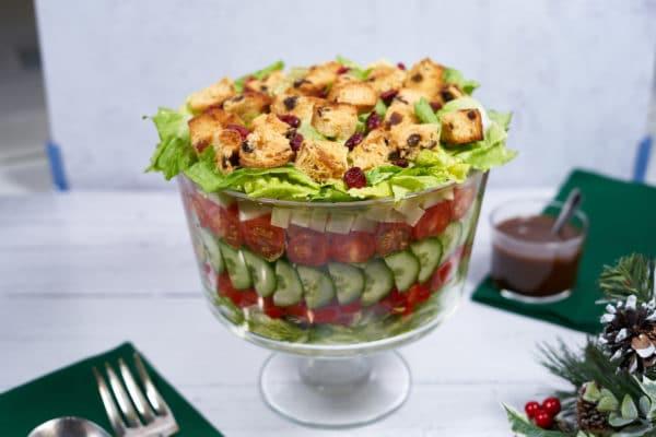 Trifle Holiday Salad