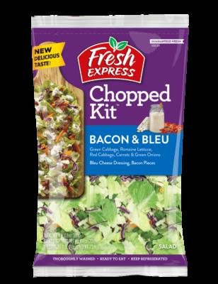 Bacon & Bleu Chopped Kit