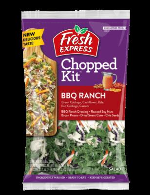 BBQ Ranch Chopped Salad Kit