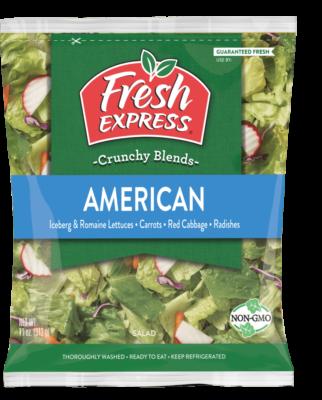 American Salad Mix