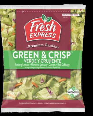 Green & Crisp