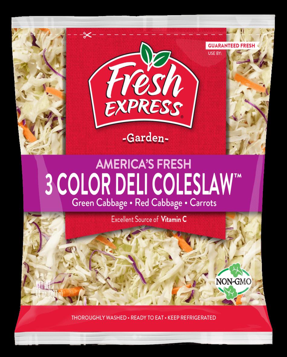 3 Color Deli Coleslaw™