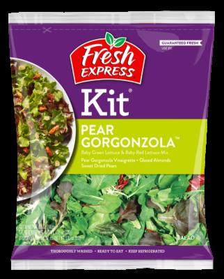Pear Gorgonzola Salad Kit