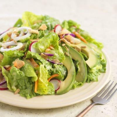 Veggie Crunch Salad