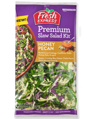 Honey Pecan Premium Slaw Salad Kit