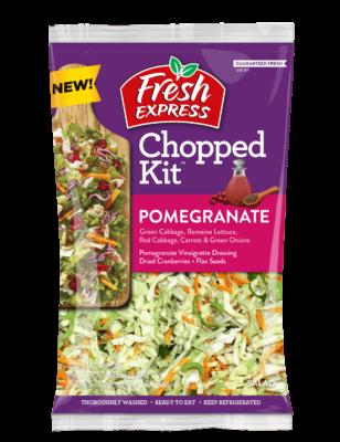 Pomegranate Chopped Kit