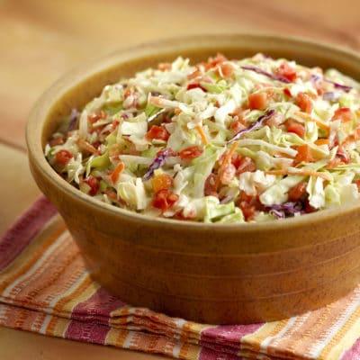 Salsa Coleslaw Recipe
