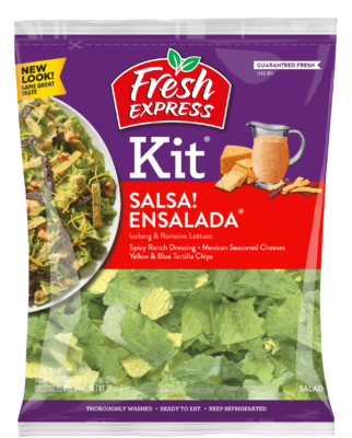 Salsa! Ensalada™ Salad Kit