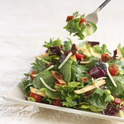 Southwest BLT Salad