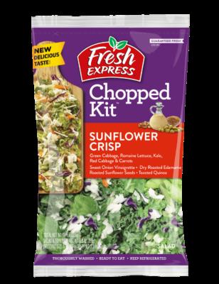 Sunflower Crisp Chopped Salad Kit