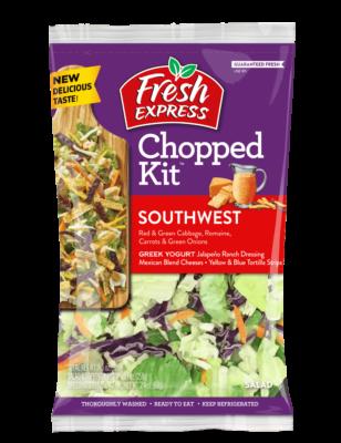 Southwest Chopped Salad Kit