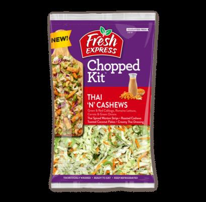 Thai'N'Cashews Chopped Kit
