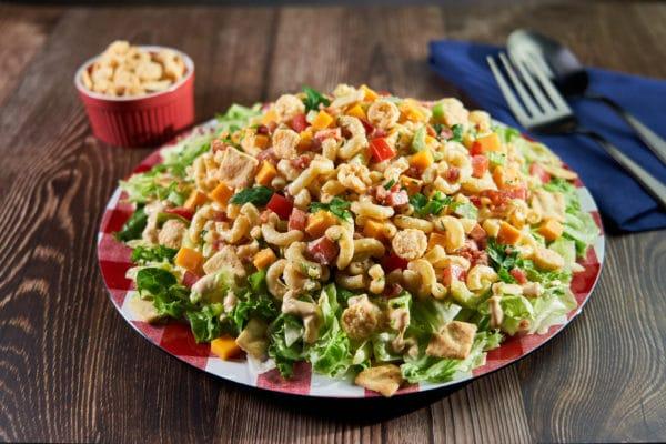 Bacon Macaroni & Cheese Salad