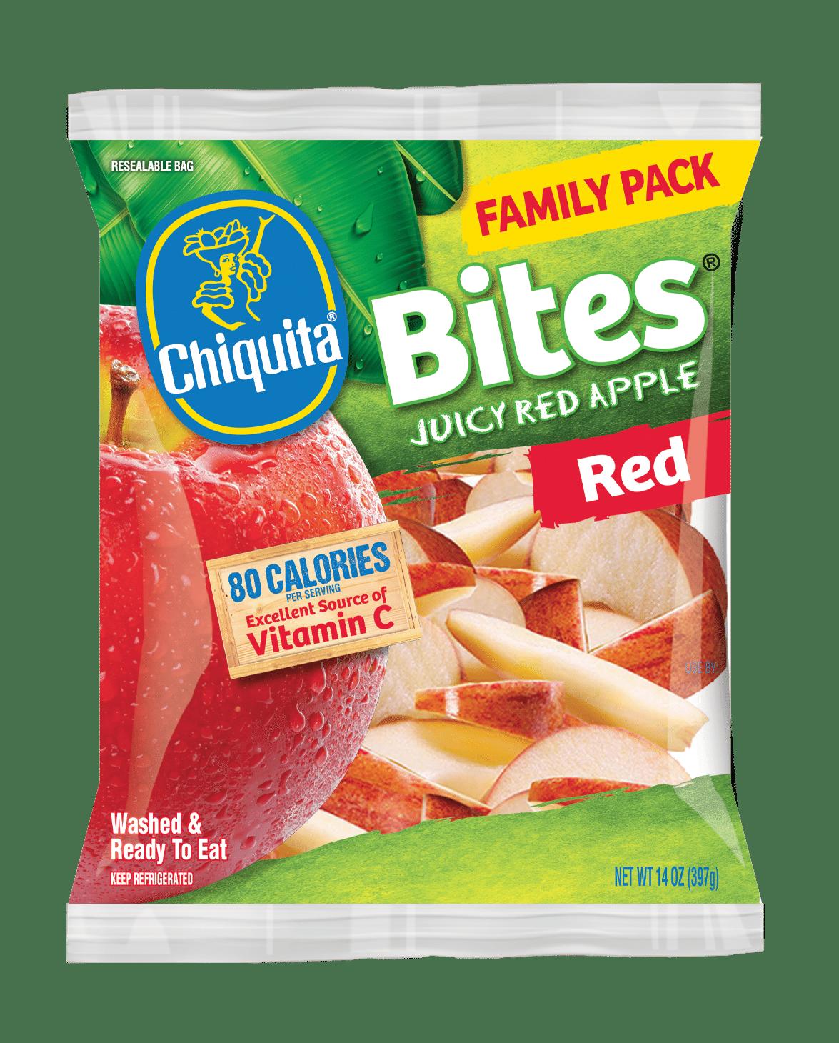 Red Apple Bites Family Pack