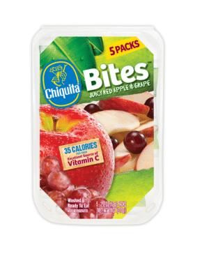 Red Apple Grape Bites Multi Pack
