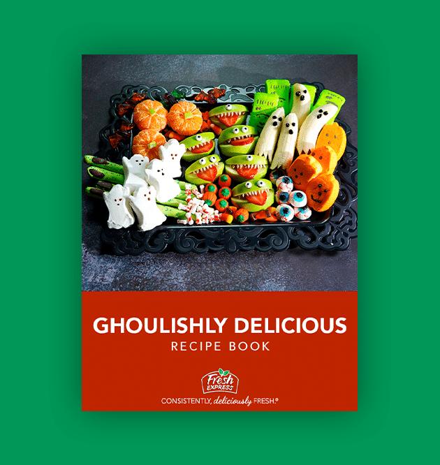 Download our recipe book!